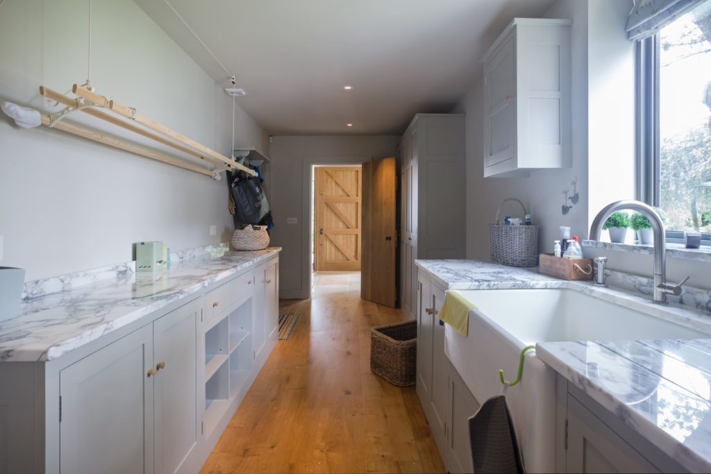 The Hardworking Utility Room Charlie Kingham Bespoke Utility Room