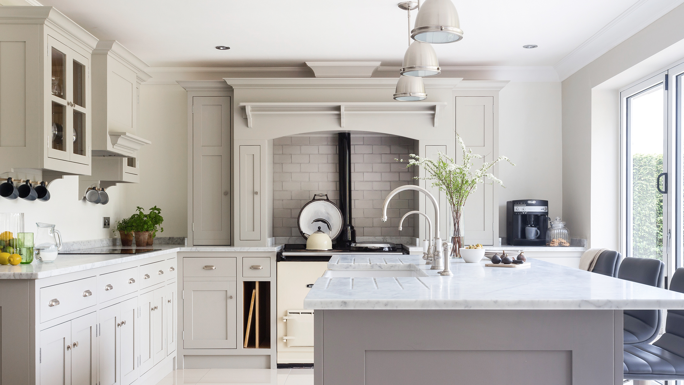 Get The Look: Simplicity In Georgian Kitchens