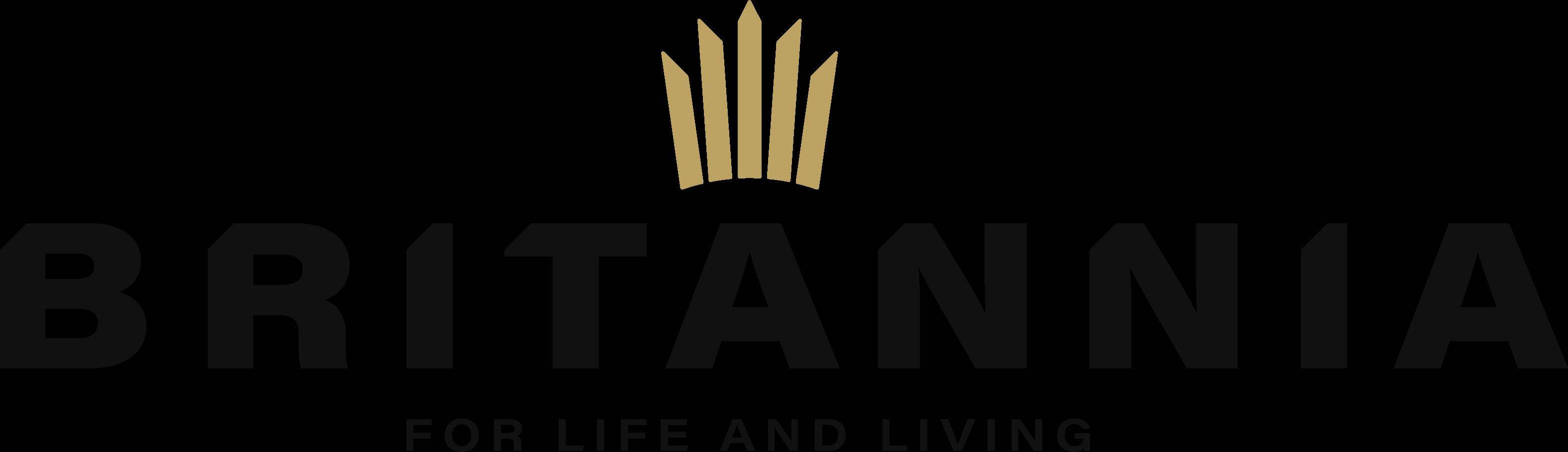 Britannia company logo.