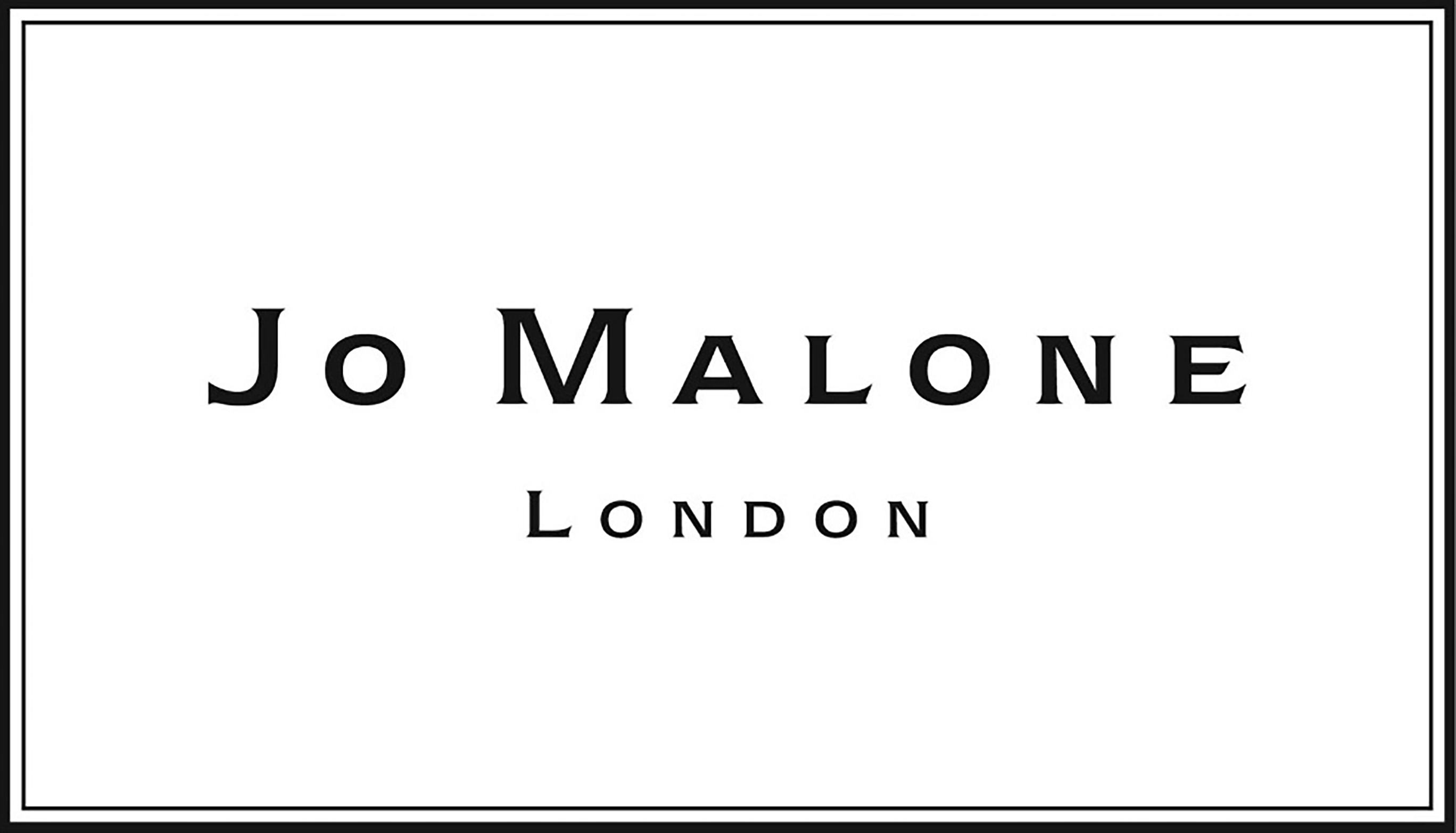 Jo Malone London Logo.